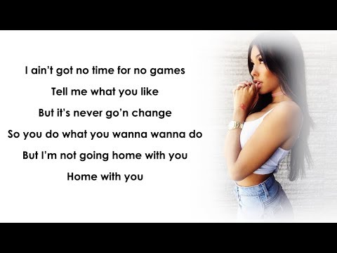 Madison Beer - Home With You (Official Lyrics)