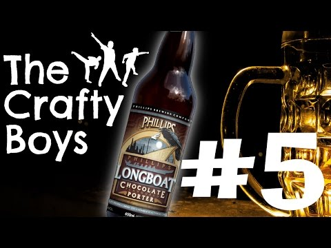 Chocolate Beer & Ageless Video Games | Episode 5 | The Crafty Boys