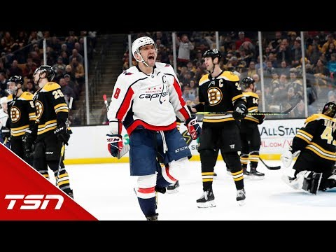 Is Alex Ovechkin The Greatest Goal Scorer Of All Time?