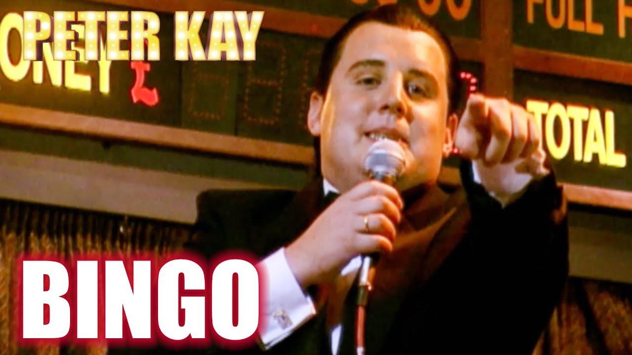 Eyes Down At The Bingo Hall | Peter Kay