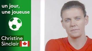 Un jour, une joueuse : Christine Sinclair (Canada)