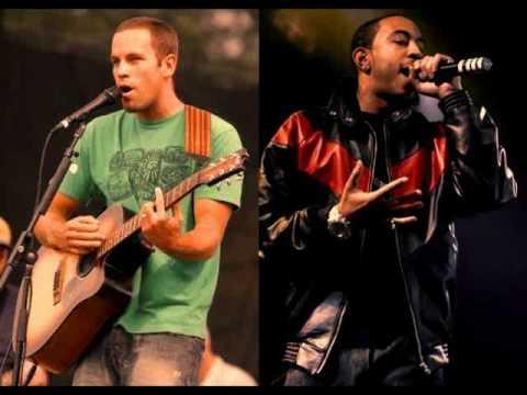 Ludacris vs. Jack Johnson - Stand Upside Down // MASH UP