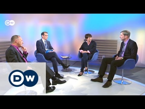 Germany and the migrants: Hate or help? | Quadriga - Talk