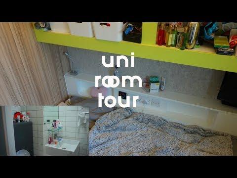 University Room Tour! Halls at University of Bath