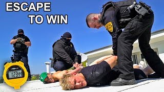 LAST ONE TO GET ARRESTED WINS $25,000!! (G