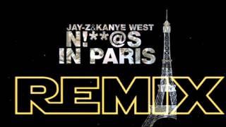 NEW REMIX Jay-Z & Kanye West - Niggas In Paris Instrumental - 30killProd