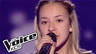 Take me to church - Hozier | Célia | The Voice Kids France 2017 | Blind Audition