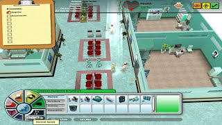 Hospital Tycoon PC Gameplay HD