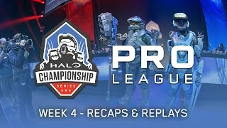 Recaps & Replays – Week 4