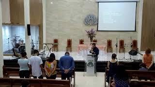 LIVE  IPMN - ESTUDO BIBLICO - TEMA:  VAI PASSAR - ESPERE  - REV. FÁBIO BEZERRA.