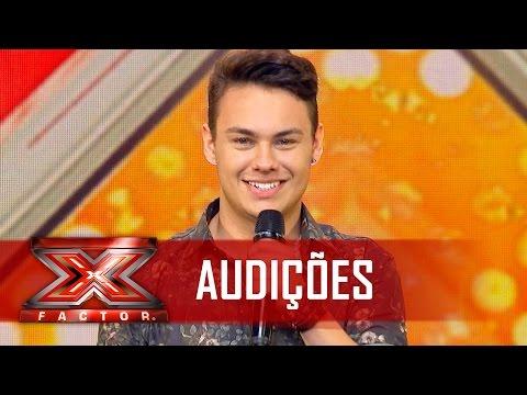 Alessandro Maia mexeu com os corações cantando Cristiano Araújo | X Factor BR