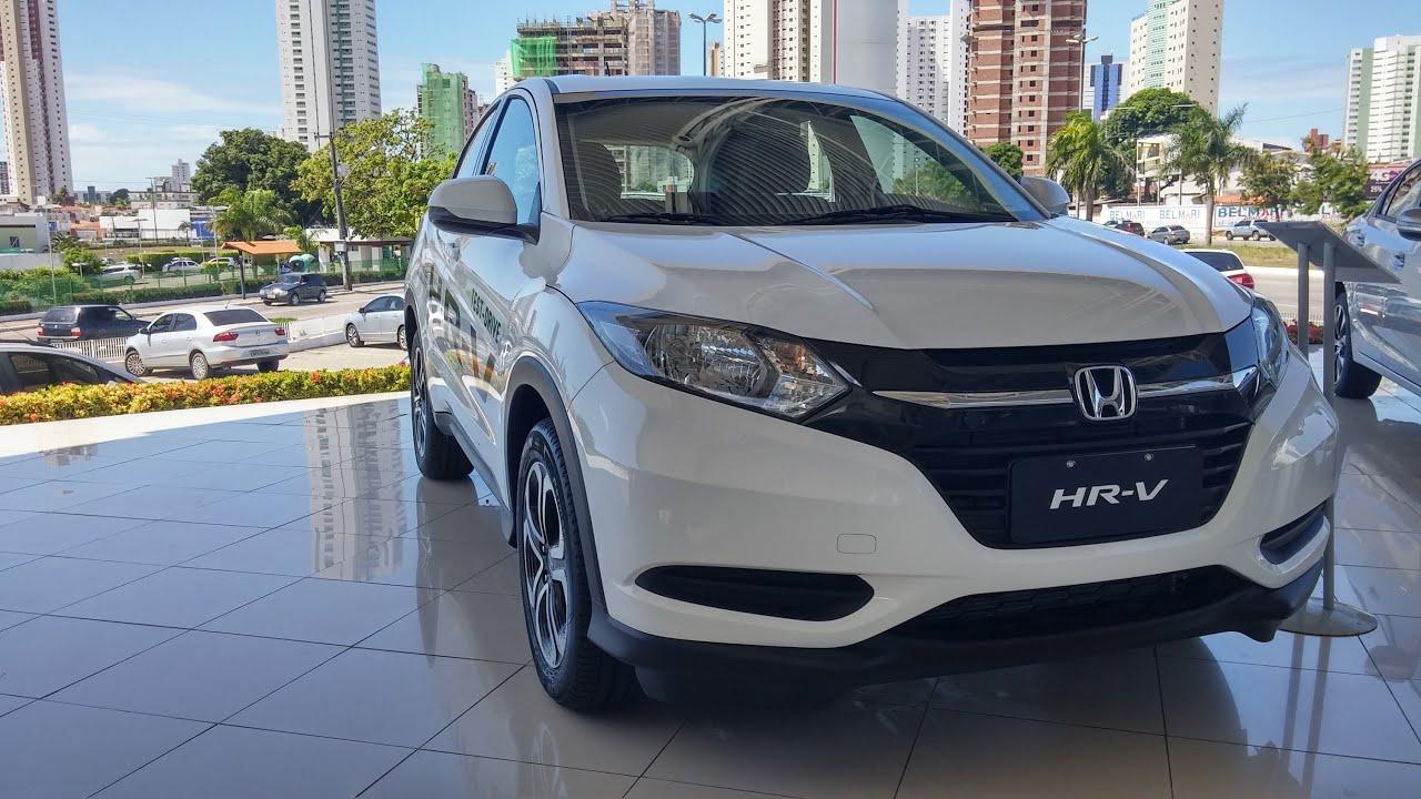 Honda Hr V Lx Cvt 2016