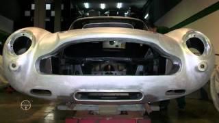 Aston Martin DB4 Restoration Process by Auto Storica