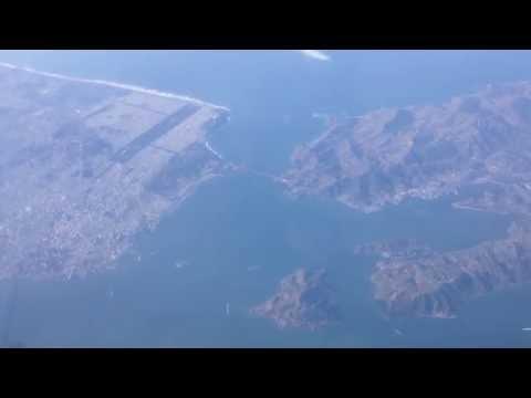 San Francisco, California - Flying over San Francisco HD (2015)