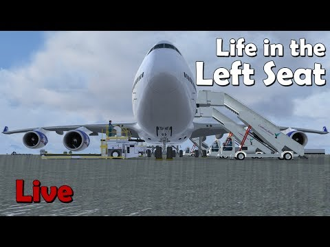 Life in the Left Seat TXKF - CYYZ (Bermuda to Toronto)