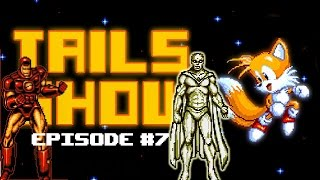 Tails show #7 - Мстители
