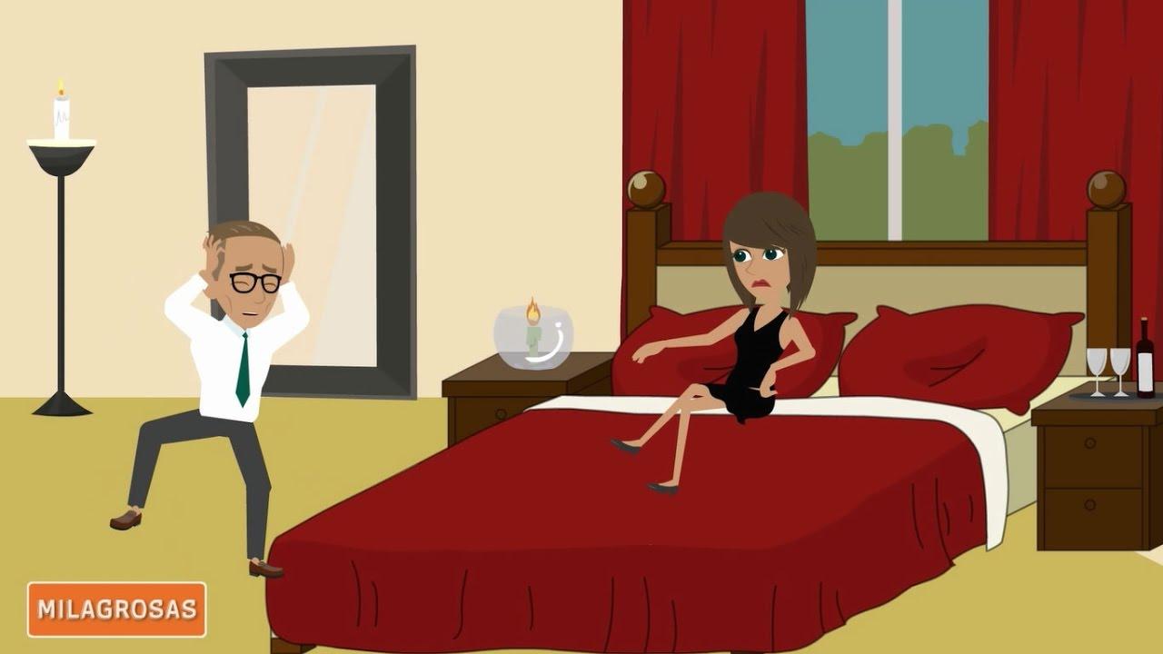 Chistes graciosos de parejas   La esposa contra la suegra