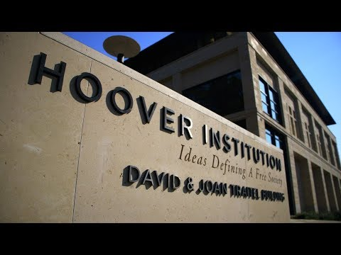 Stanford's Hoover Institution: Ideas defining a free society