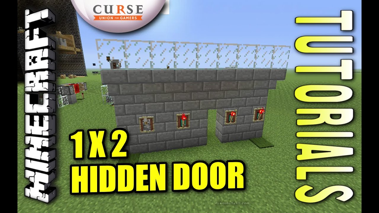 how to make a door in minecraft ps3