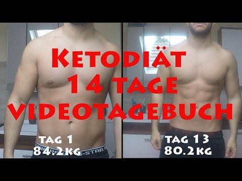keto-diät---14-tägiges-videotagebuch---wie-viel-ist-möglich-abzunehmen-?