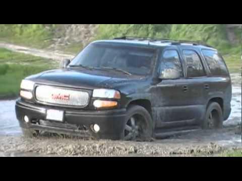 Gmc Yukon Xl Denali >> GMC Yukon Denali Off Road - YouTube