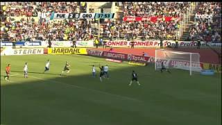 Resumen Puebla 4-1 Querétaro - J8 Torneo Clausura 2015