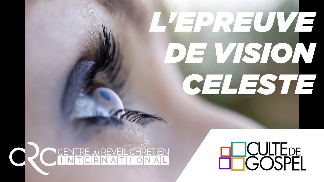 """""""L'Épreuve de vision céleste"""" par le Pst. David Goma"""