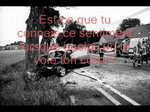 triste histoire accident de voiture youtube. Black Bedroom Furniture Sets. Home Design Ideas