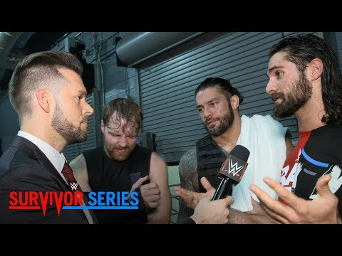 The Shield give props to The New Day: Exclusive, Nov. 19, 2017