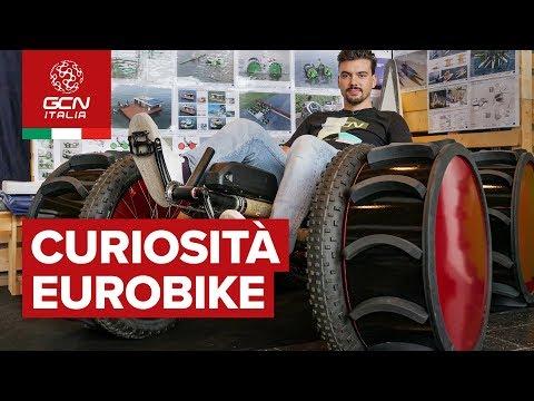 Le cose più strane viste ad Eurobike 2019 | GCN Italia in fiera