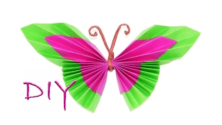Baixar Schmetterlinge falten - Basteln mit Papier - DIY