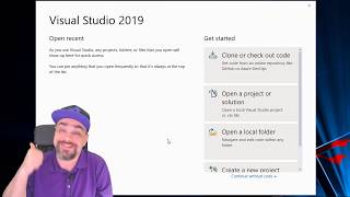 Getting Started with Visual Studio 2019
