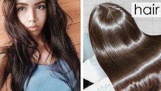 видео Уход за волосами весной: восстанавливаем красоту