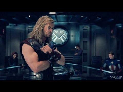 The Avengers teaser trailer review