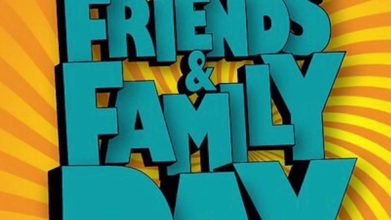 Friends Family Day Promo Video 2016 Youtube
