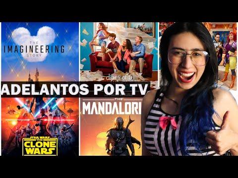 ???? ¡¡Adelantos exclusivos!! DISNEY PLUS LATINOAMÉRICA por televisión ???? Maritza Ariza