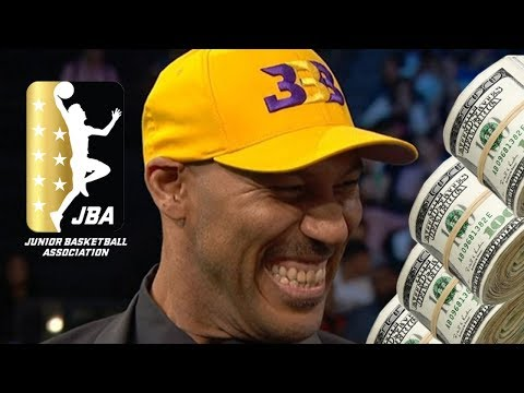 Lavar Ball REVEALS INSANE JBA Salary!