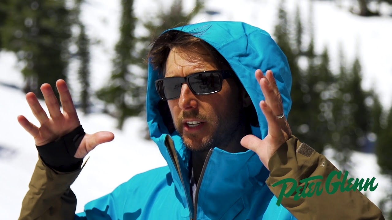 e792a5536d 2018 The North Face Powder Guide GORE-TEX Insulated Ski Jacket Review By  Peter Glenn