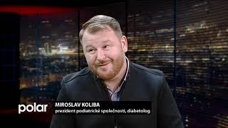 srpen 2020: MUDr. Miroslav Koliba, MBA, LL.M. Operační léčba diabetické nohy