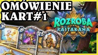 OMÓWIENIE KART Rastakhan's  Rumble #1 - Hearthstone