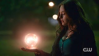 Legacies 2x07 quotHello Brotherquot Hope and Landon fight Clarke