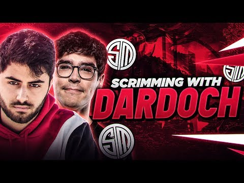 Yassuo   SCRIMMING FOR RIVALS WITH TSM DARDOCH!