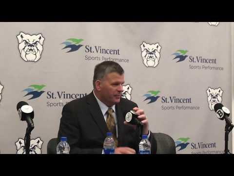 Greg McDermott Postgame Press Conference at Butler (1/5/19)