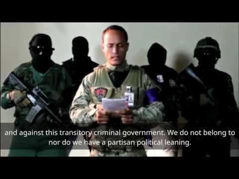 Meet the 'Rambo of Venezuela'