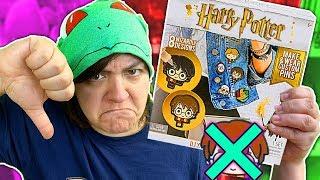 Testing 2 Enamel Pins Craft Kits Harry Potter vs Alex DIY SaltEcrafter #75
