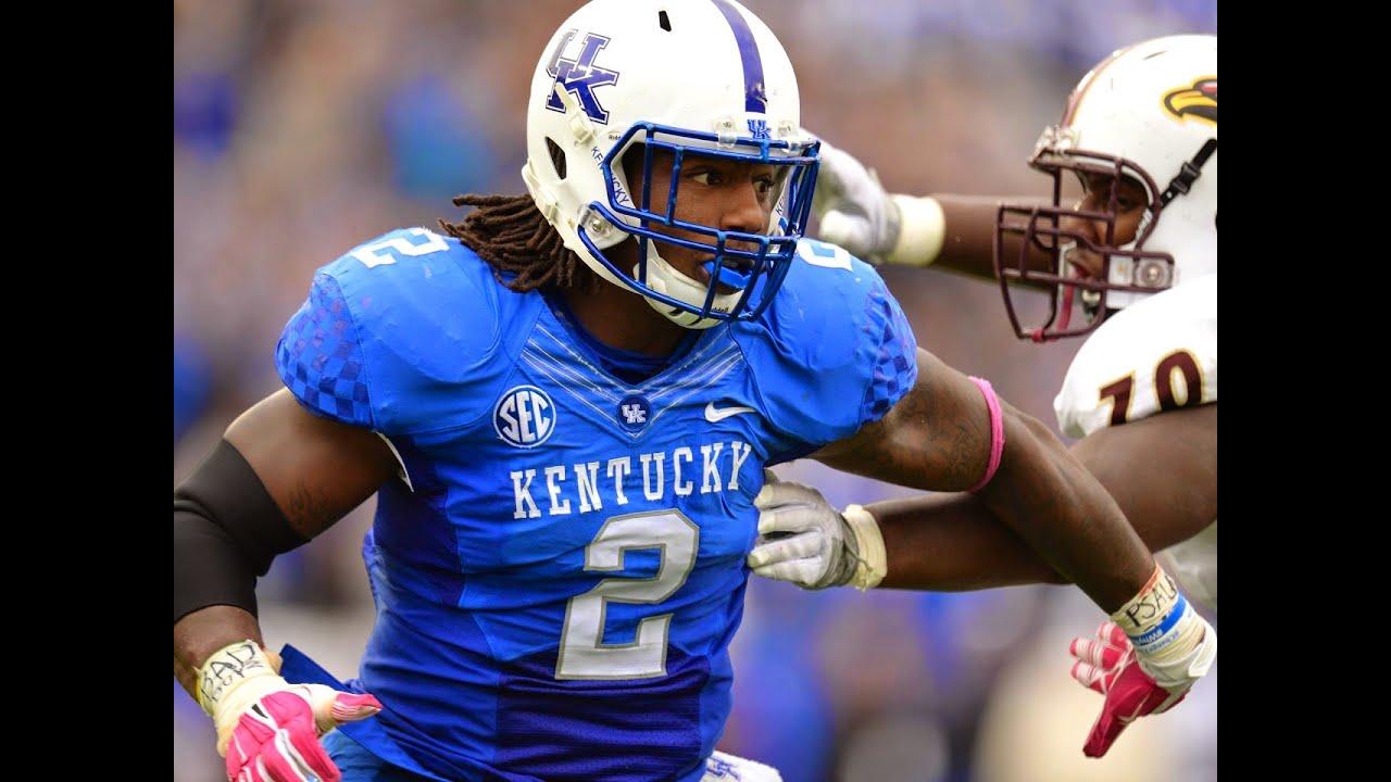promo code 7a792 f7d92 Kentucky Football 2015 NFL Draft Profile: Alvin