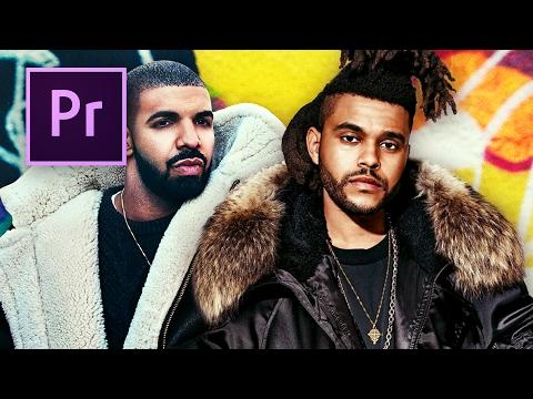 How To Make Key Framed Beats Effect - Adobe Premiere Pro CC