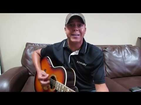 Like a Wrecking ball by Eric Church cover by (Chris Lynch)