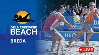 DELA Eredivisie Beach Breda 2019