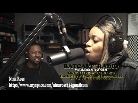 She's Baaack!... Nina Ross freestyle/Interview